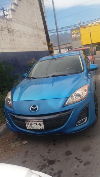 Mazda 3 S Qm R17 Versión Sport