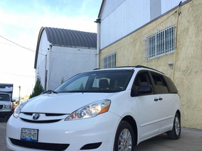 Toyota Sienna Le Aa Ee At 2010