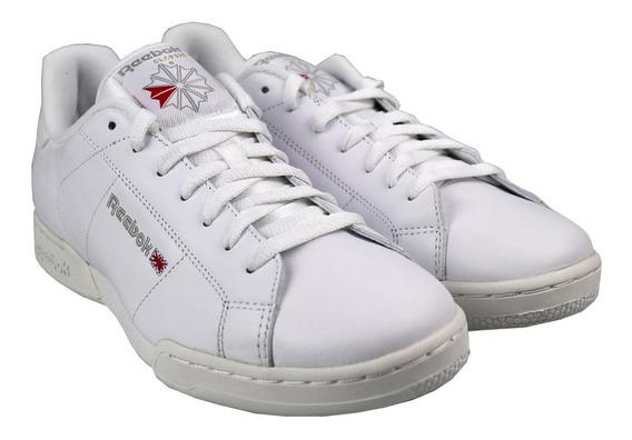 Tenis Rebook Hombre Blanco Clasicos Npc Ii 5258