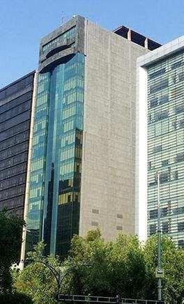 Excelente Oficina En Renta De 420 M2 En Reforma.