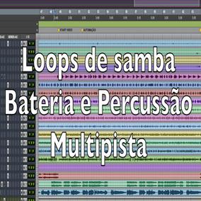 Loop De Samba E Pagode - Multipista - 1 Gb
