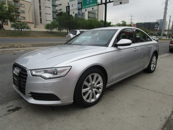 Audi A6 3.0 Tdi Blindado Tps Nivel Iv Plus 2012
