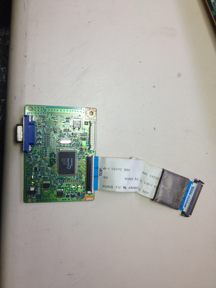 Placa Principal Monitor Samsung Ls19pewsfll Bn91-02548q