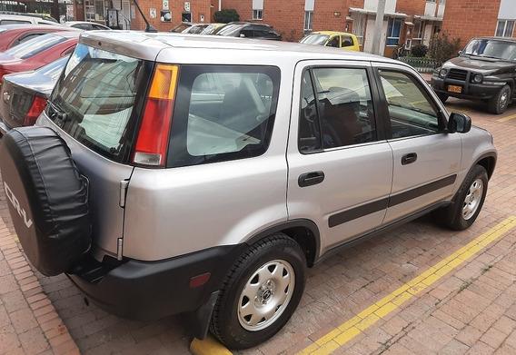 Honda Crv Modelo 2001 - Excelente Estado