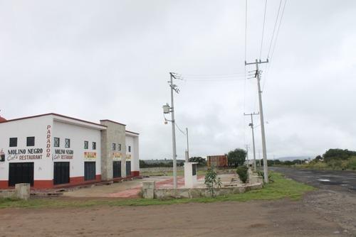 Venta Terreno A Pie De Carretera, Nopala, Hgo., Méx.