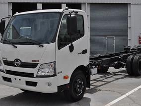 Hino 300 - 816 - El Camion De Toyota!