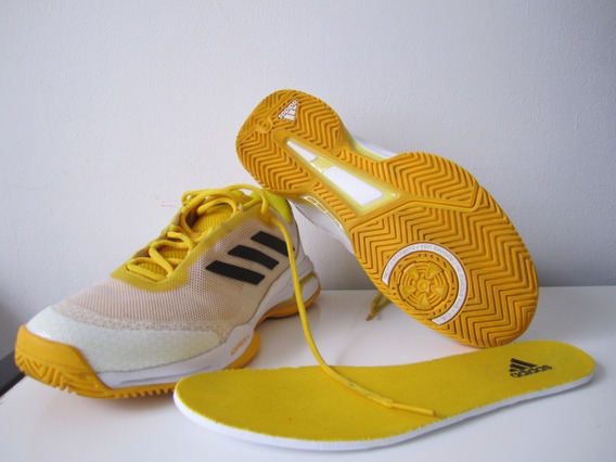 Zapatillas adidas Tenis Barricade Men (9 Usa) Impecables !!!