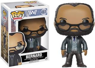 Muñeco Funko Pop Bernard Westworld Coleccion Rdf1