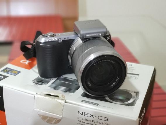 Câmeras Sony Alpha Nex C-3 (mirrorless, Digital, Dslr)