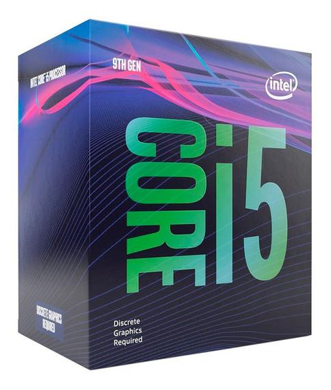 Micro Procesador Intel I5 9400f 4.1ghz 1151 Coffe Lake