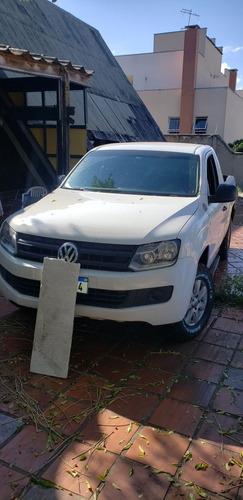 Volkswagen Amarok 2014 2.0 S Cab. Simples 4x4 2p