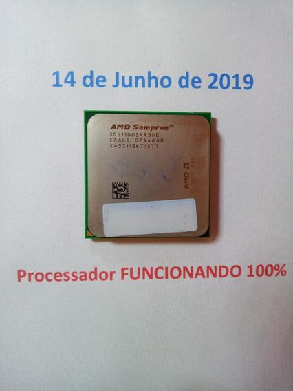 Processador Amd Sempron Socket Am2 Funcionando 100%