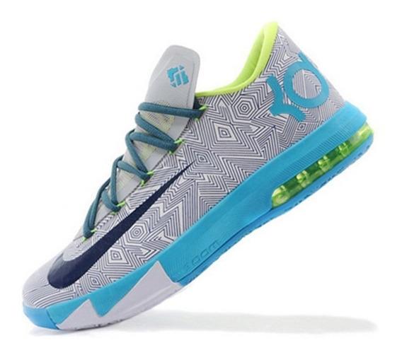Zapatos Deportivos Caballeros Nike Kevin Durant Kd6 Talla 42