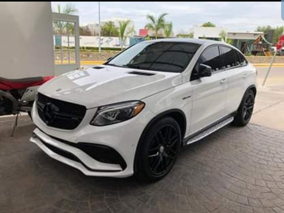 Mercedes-benz Clase Gle 2017 5.5l Coupe 63 Amg At