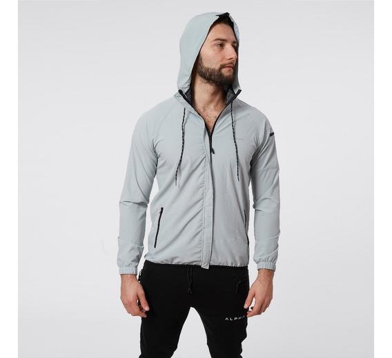 Casaca Cortaviento Impermeable Hombre -polera No adidas Nike