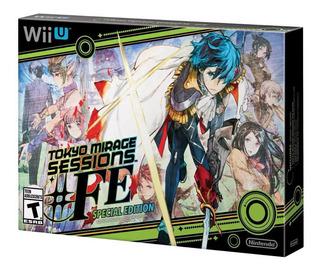 Tokyo Mirage Sessions # Fe Special Edition Nuev Wii U Dakmor