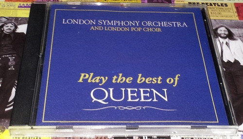 London Symphony Orchestra - The Best Queen - Cd Nuevo!