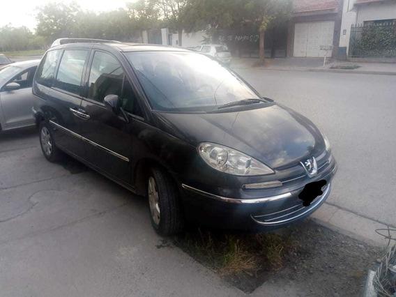 Peugeot 807 2.0 St Hdi 8 Asientos 2009