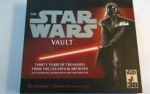 The Star Wars Vault: Thirty Years Of Treasures (ingles)