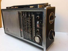 Rádio Antigo Alemão Grundig Satellit 6000 Leia Tudo!!!!