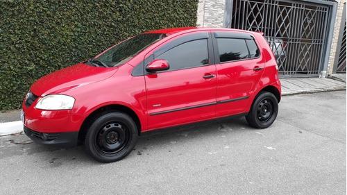 Volkswagen Fox 2009 1.6 Vht Route Total Flex 5p