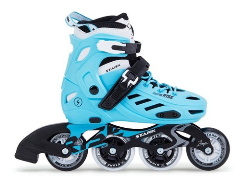 Rollers Stark Abec Mujer Hombre Profesional Frame Aluminio