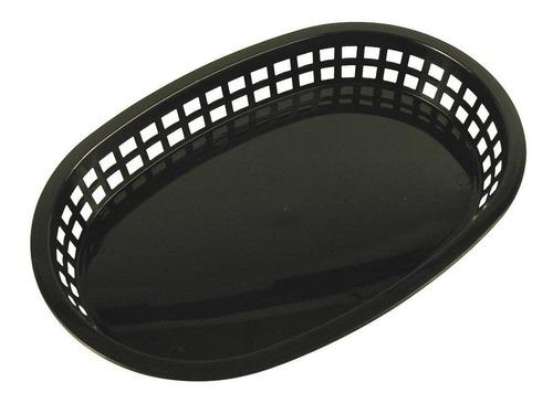 Imagen 1 de 1 de Canastilla Para Alimentos 26 Cm*18 Cm*4 Cm 30 Piezas