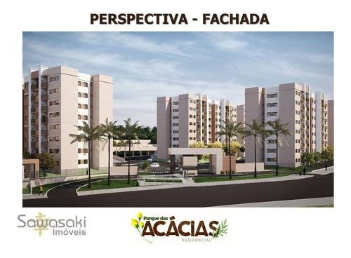 Apartamento A Venda No Bairro Aristocrata Em São José Dos - Ap-1475-1