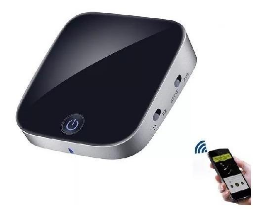 Receptor Transmissor Bluetooth Conversor Bti 029 Ótico P2