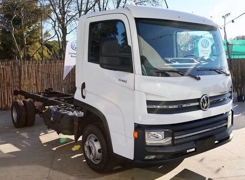 Volkswagen Delivery 6.160 - Entrega Inmediata!