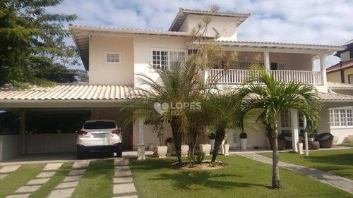 Imagem 1 de 30 de Casa Com 4 Dormitórios À Venda, 595 M² Por R$ 1.900.000,00 - Maria Paula - Niterói/rj - Ca16831