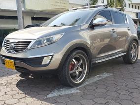 Kia Sportage 4x4 Gasolina Full Con Sonroof Cojineria En Cuer