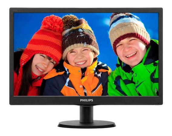 Monitor Philips 193v5lhsb2 18,5