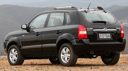 Sucatas Hyundai Tucson Peças Em Geral