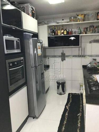 Cobertura À Venda, 100 M² Por R$ 300.000,00 - Jardim Das Maravilhas - Santo André/sp - Co5525