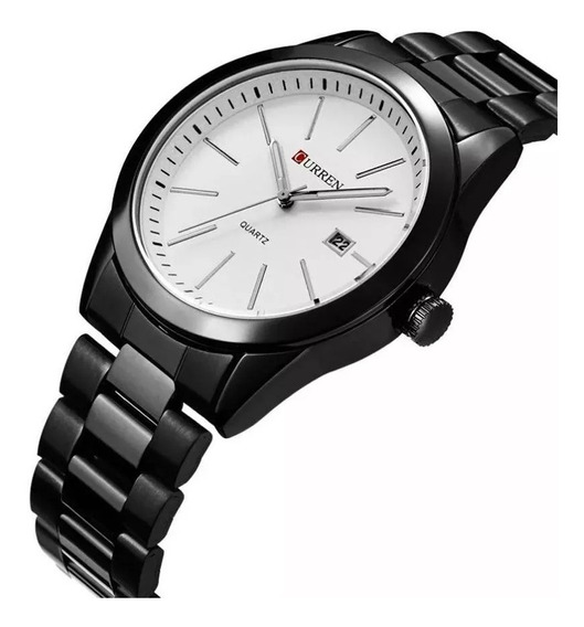 Relógio Masculino Curren 8091 Prova D´água - Frete Grátis