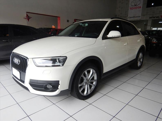 Audi Q3 Attraction Tfsi 2.0 16v Quattro 2014 Stronic