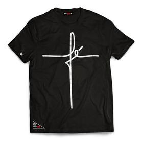 Camiseta Religiosa Blusa Camisa Fé Evangélica