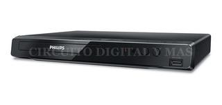 Reproductor De Discos Blu-ray Y Dvd Philips Bdp2305 Original