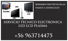 Servicio Técnico Led Lcd Tv A Domicilio