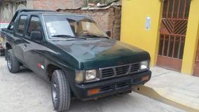 Camioneta Nissan 1994 Doble Cabina