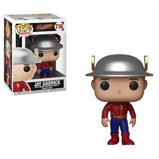Funko Pop! Dc - The Flash Jay Garrick 716 Original