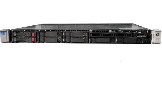 Servidor Hp Dl360e G8 02x Xeon Octa 64gb Ecc Ssd