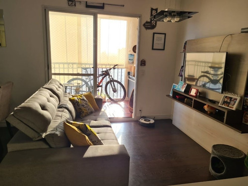 Imagem 1 de 15 de Apartamento Para Venda No Bairro Vila Augusta Em Guarulhos - Cod: Ai23106 - Ai23106