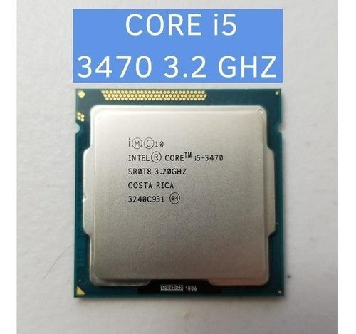 Imagem 1 de 1 de Processador Intel I5-3470 3.2ghz 6mb Lga 1155 Sem Cooler Oem