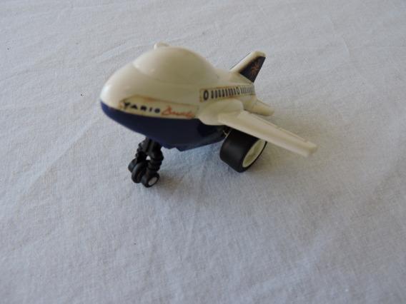 Miniatura Antiga Brinde Avião Varig
