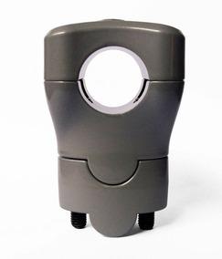 Alongador Adaptador Reforçado De Guidão Biker 28mm X 58mm