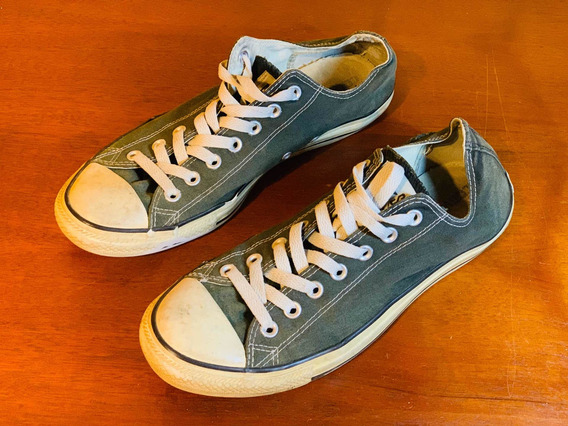 Tênis All Star Made In Usa Vintage Colecionador 10us
