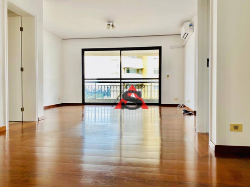 Apartamento Com 4 Dormitórios Para Alugar, 132 M² Por R$ 7.500,00/mês - Conjunto Residencial Paraíso - São Paulo/sp - Ap43429