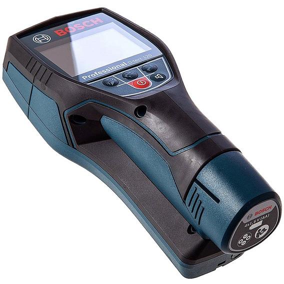 Detector De Materiais De Profundidade D-tect 120 - Bosch